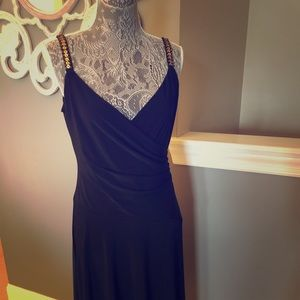 Jones New York Dress with sequin straps
